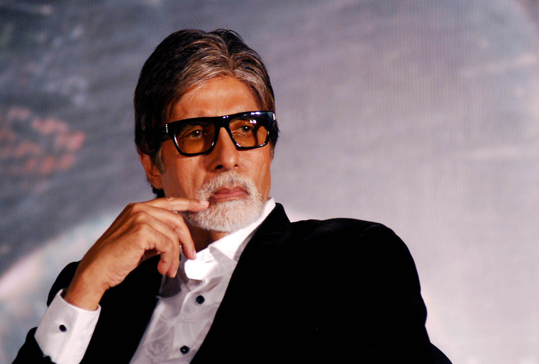Big B's dubba film to come out as a web series?
