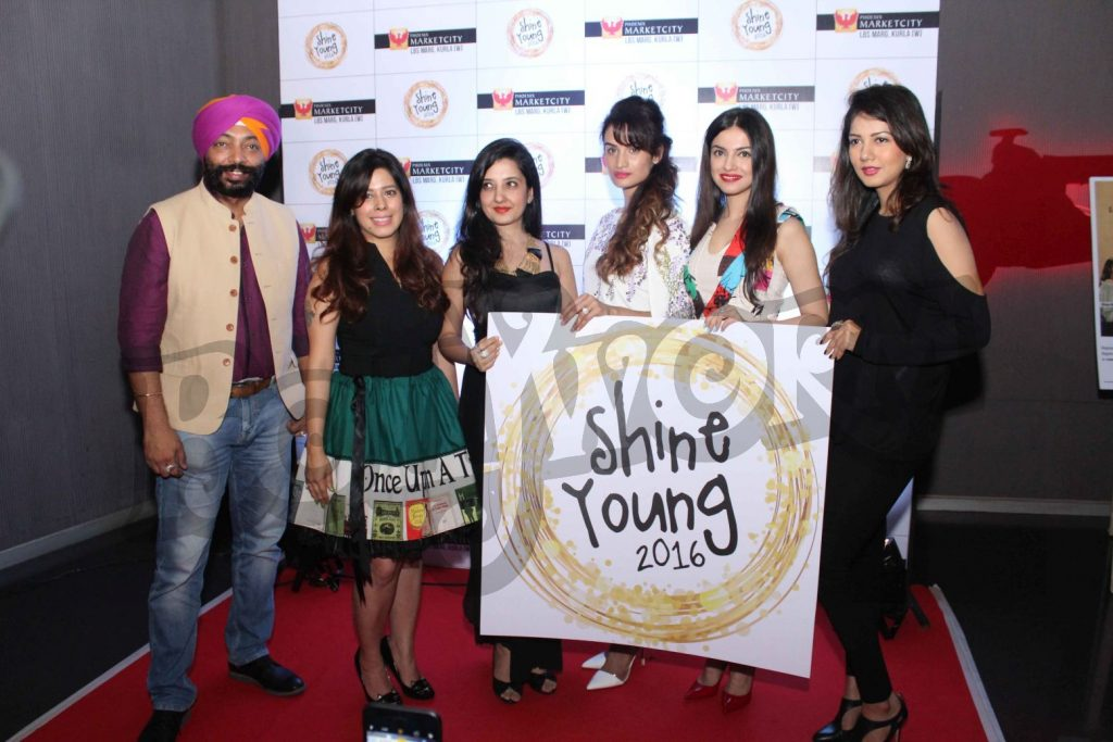 harpal-singh-gwen-athaide-priya-kumar-divya-khosla-karishma-modi-and-amy-billimoria-at-young-shine-2016-launch1