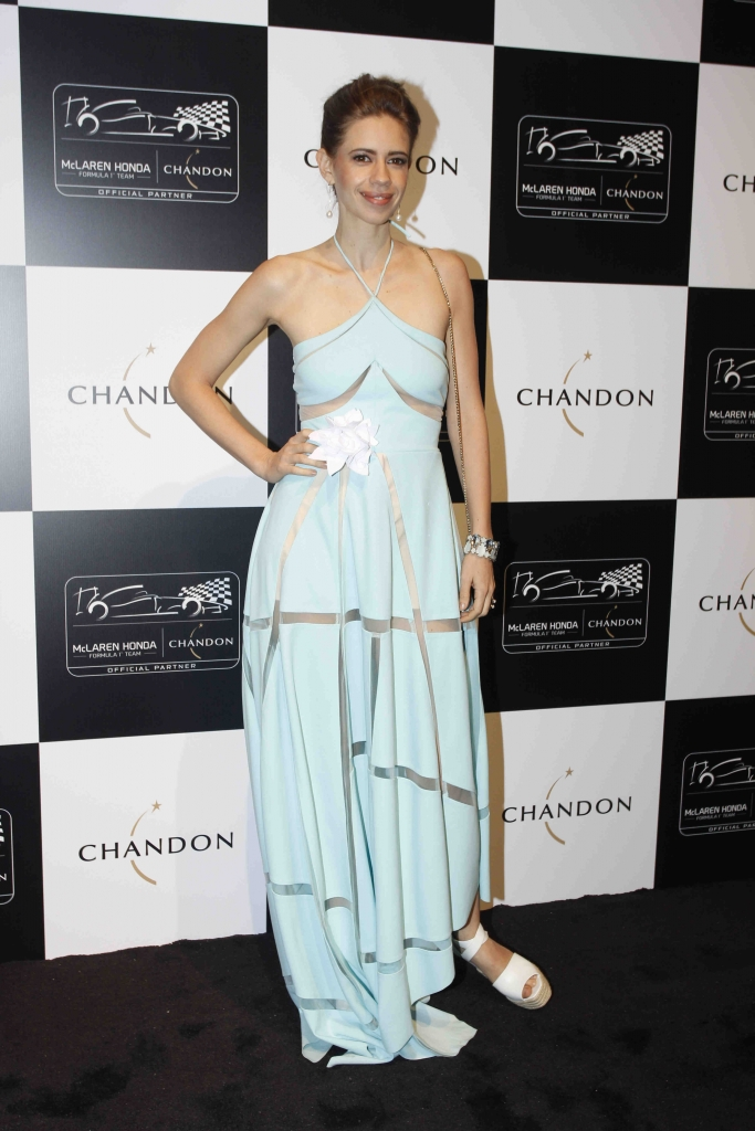 Bollywood actor Kalki Koechlin