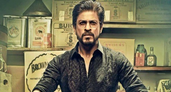 Raees' trailer is out and we cannot stop watching it!