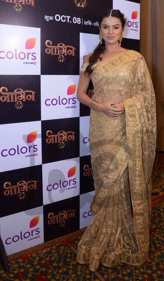 aashka-goradia-at-the-press-meet-of-naagin-2