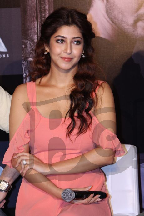 sonarika-bhadoria-at-the-trailer-launch-of-saansein-the-last-breather