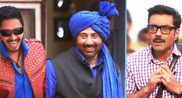 EXCLUSIVE: Check out 'Poster Boys' featuring Sunny & Bobby Deol with Shreyas Talpade!