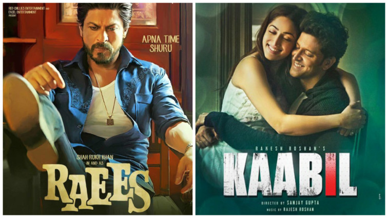 This is what Shah Rukh Khan has to about the Raees-Kaabil clash
