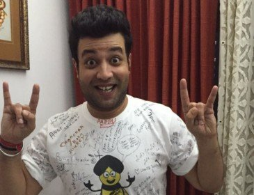 Varun Sharma makes the entire cast of Fukrey 2 nostalgic!
