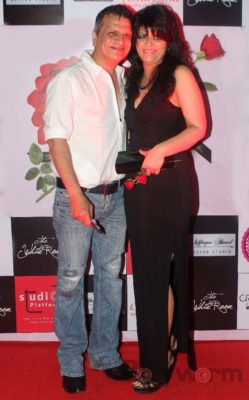 Celebs at Fashion Designer Ashfaque Ahmed's fashion show held at The White Room, Andheri.2