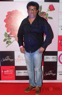 Panchhi Jalonvi at Fashion Designer Ashfaque Ahmed's fashion show held at The White Room, Andheri