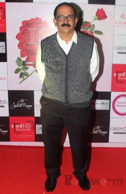 Rajeev Chaube at Fashion Designer Ashfaque Ahmed's fashion show held at The White Room, Andheri