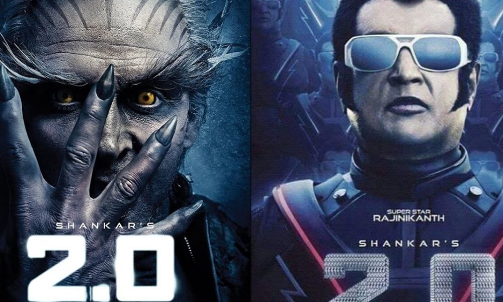 LEAKED: Robot 2.0 Pictures Ft. Amy Jackson & Rajnikanth