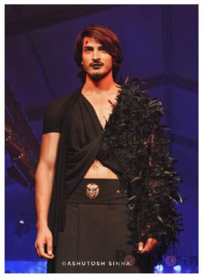 9. Models wearing Designer Rohit Verma Grave Yard Collection at India Luxury Style Week_bollyworm