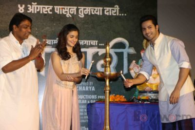 Alia and Varun at the Song Launch of Bhikhari_Bollyworm (31)
