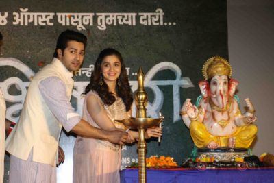 Alia and Varun at the Song Launch of Bhikhari_Bollyworm (37)