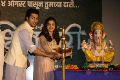 Alia and Varun at the Song Launch of Bhikhari_Bollyworm (39)