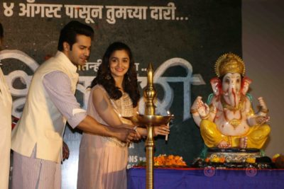 Alia and Varun at the Song Launch of Bhikhari_Bollyworm (41)