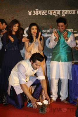 Alia and Varun at the Song Launch of Bhikhari_Bollyworm (42)
