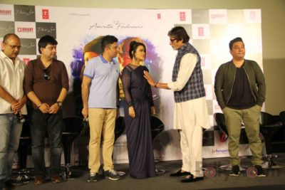 Amitabh Bachchan Phir Se Song Launch_Bollyworm (14)