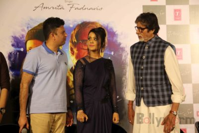 Amitabh Bachchan Phir Se Song Launch_Bollyworm (15)