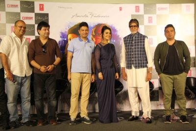 Amitabh Bachchan Phir Se Song Launch_Bollyworm (17)