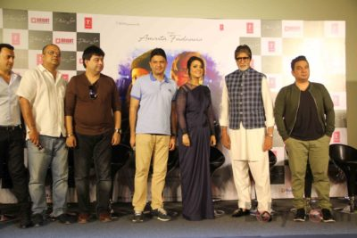 Amitabh Bachchan Phir Se Song Launch_Bollyworm (18)
