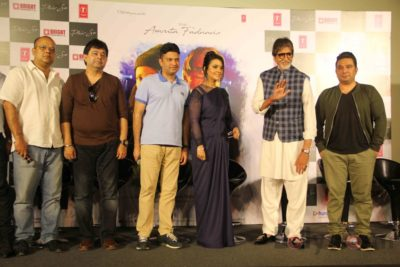 Amitabh Bachchan Phir Se Song Launch_Bollyworm (20)