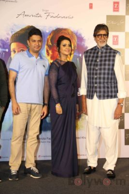Amitabh Bachchan Phir Se Song Launch_Bollyworm (35)
