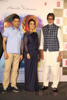 Amitabh Bachchan Phir Se Song Launch_Bollyworm (36)