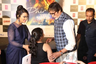 Amitabh Bachchan Phir Se Song Launch_Bollyworm (6)