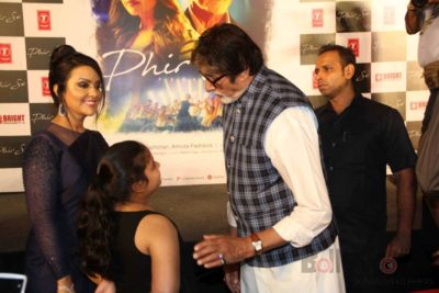 Amitabh Bachchan Phir Se Song Launch_Bollyworm (7)