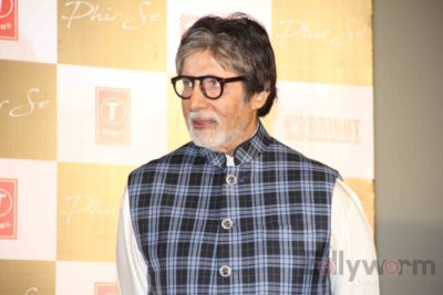 Amitabh Bachchan Phir Se Song Launch_Bollyworm (9)