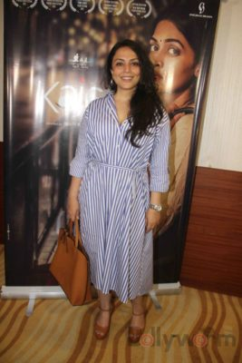 Kajal's Special Screening_Bollyworm (11)