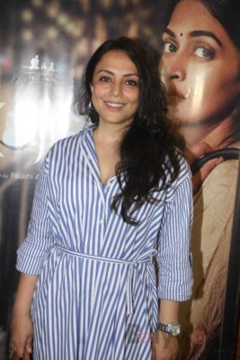 Kajal's Special Screening_Bollyworm (12)