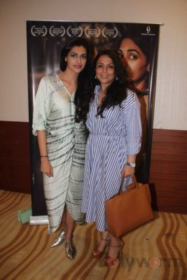 Kajal's Special Screening_Bollyworm (15)