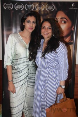 Kajal's Special Screening_Bollyworm (16)