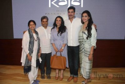 Kajal's Special Screening_Bollyworm (18)
