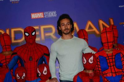 Tiger Shroff and Spider-Man Homecoming Press Meet_Bollyworm (10)
