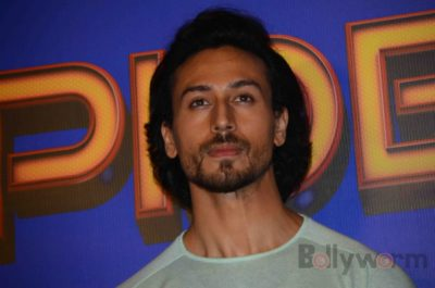 Tiger Shroff and Spider-Man Homecoming Press Meet_Bollyworm (13)