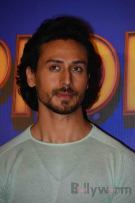 Tiger Shroff and Spider-Man Homecoming Press Meet_Bollyworm (14)