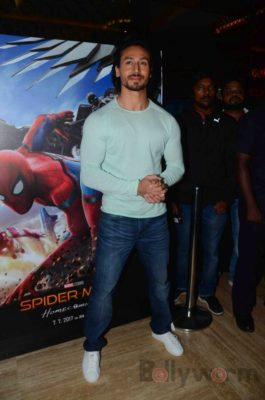 Tiger Shroff and Spider-Man Homecoming Press Meet_Bollyworm (2)