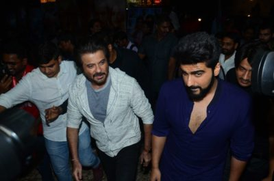 Anil Kapoor and Arjun Kapoor_Bollyworm (3)