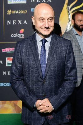 Anupam Kher at IIFA Rocks_Bollyworm
