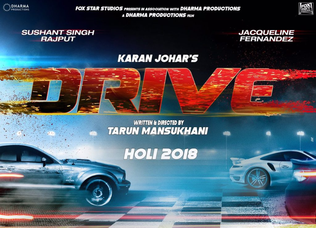 Drive makers announce 2018 Holi as release date