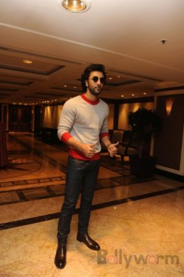 Jagga Jasoos Promotion_Bollyworm (2)