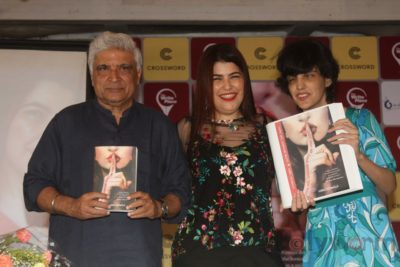 Javed Akhtar Book Launch_Bollyworm (7)