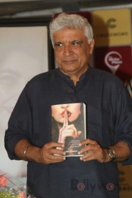 Javed Akhtar Book Launch_Bollyworm (9)