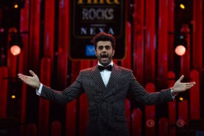 Manish Paul at IIFA Rocks_Bollyworm