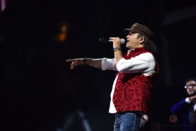 Mohit Chauhan at IIFA Rocks (33)