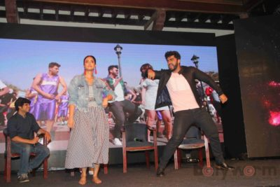 Mubarakan Promotions at Wilson College_Bollyworm (11)