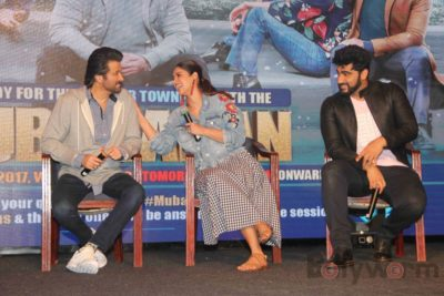 Mubarakan Promotions at Wilson College_Bollyworm (8)