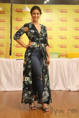 Mubarakan Radio Mirchi Promotions_Bollyworm (1)