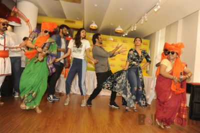 Mubarakan Radio Mirchi Promotions_Bollyworm (27)